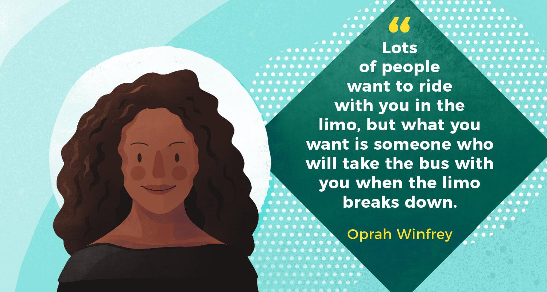 Oprah Winfrey success Quotes