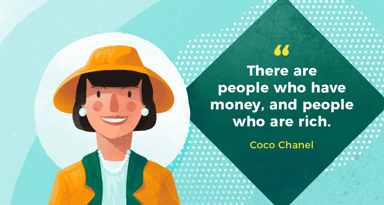 Coco Chanel success Quotes
