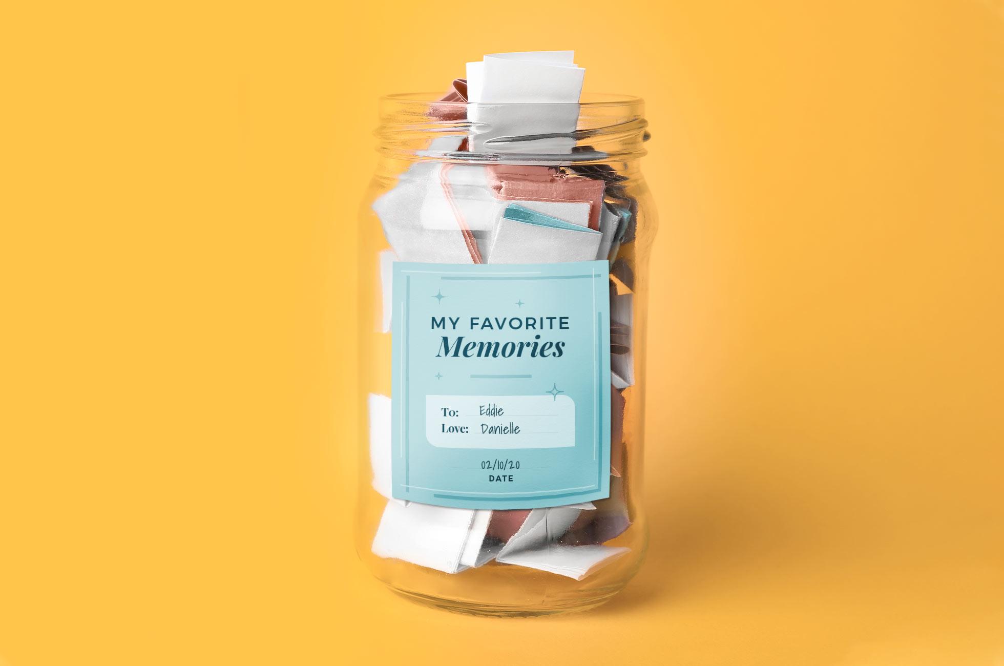 memory-jar-ideas